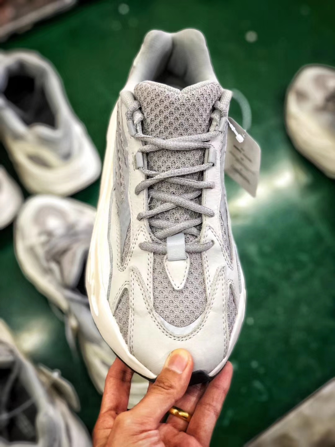 The Adidas Yeezy Boost 700 V2 Static Sneaker Best Quality RepShoes 01