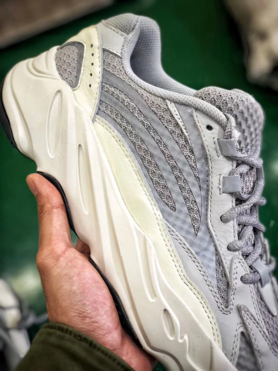 The Adidas Yeezy Boost 700 V2 Static Sneaker Best Quality RepShoes 03