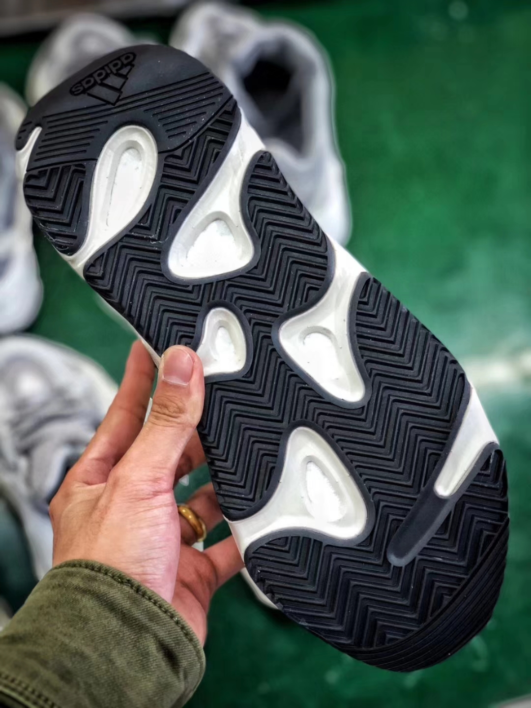 The Adidas Yeezy Boost 700 V2 Static Sneaker Best Quality RepShoes 04