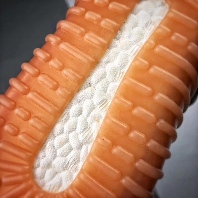 The Adidas Yeezy Boost 750 Grey Gum Suede Upper Best Quality RepSneaker 06