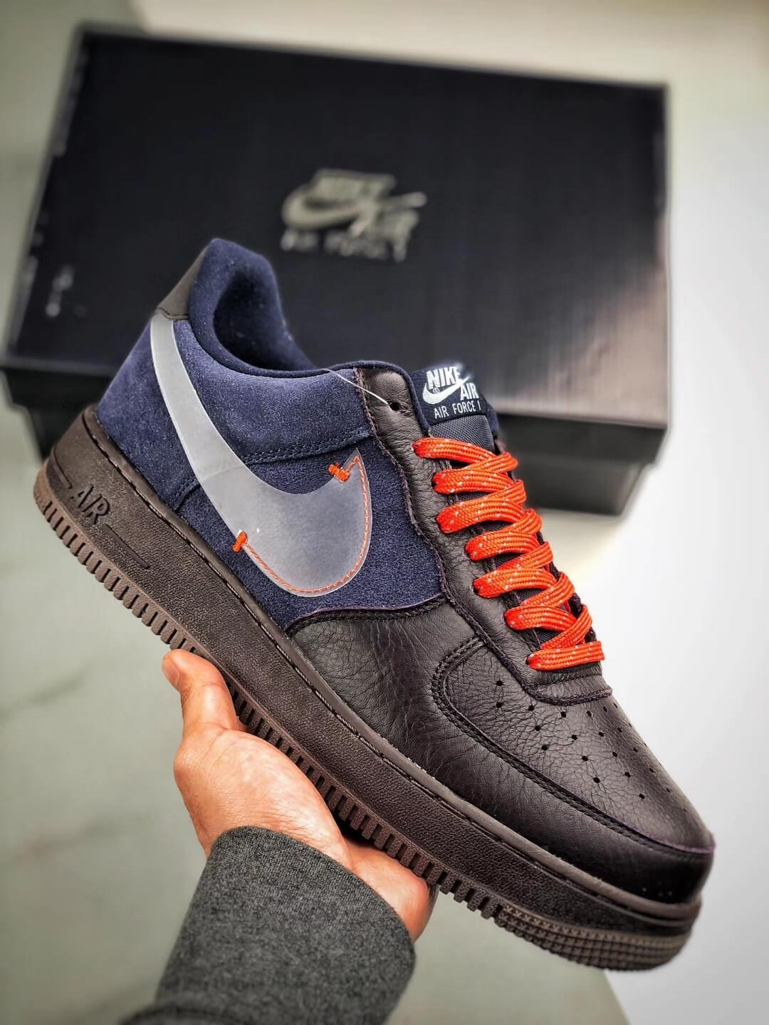 The Air Force 1 Low Burgundy Ash