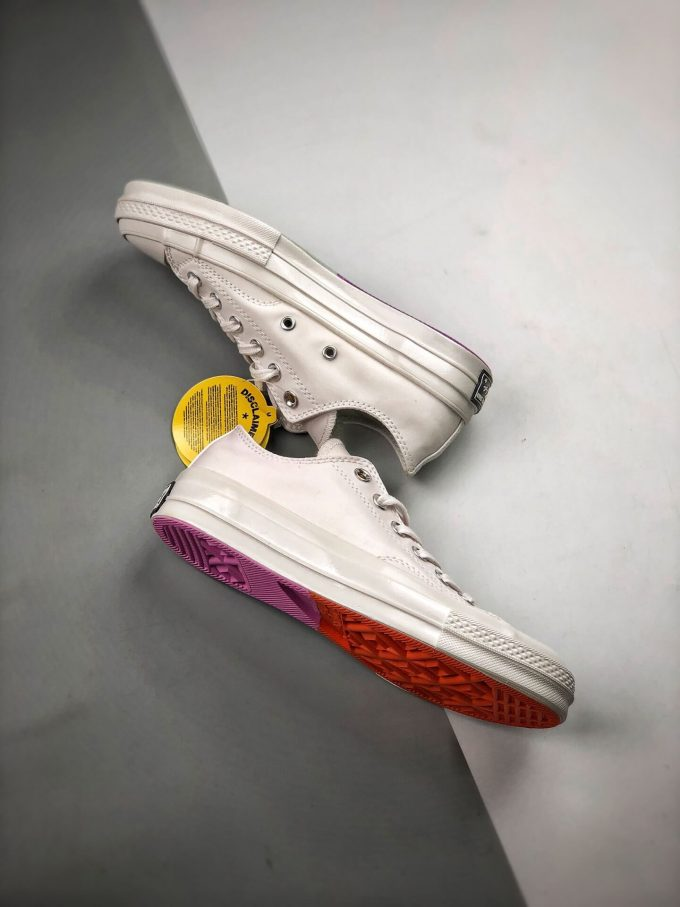 The Converse All Star Chuck Taylor Chinatown Market x Chuck 70 Ox UV Low Top Lifestyle RepShoes 08