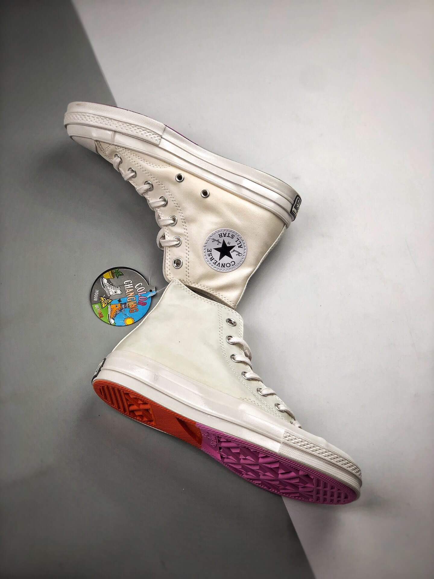 The Converse Chinatown Market x Chuck 70 High UV Lifestyle RepShoes 08