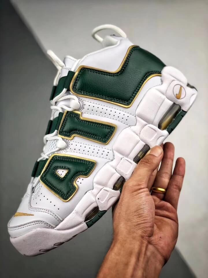 The Nike Air More Uptempo QS Atlanta Sneake City Series Pack ALT Signature Best Rep Basketball Shoes 04