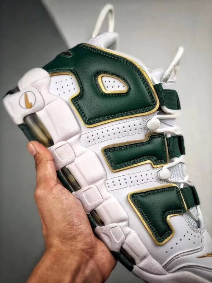 The Nike Air More Uptempo QS Atlanta Sneake City Series Pack ALT Signature Best Rep Basketball Shoes 05