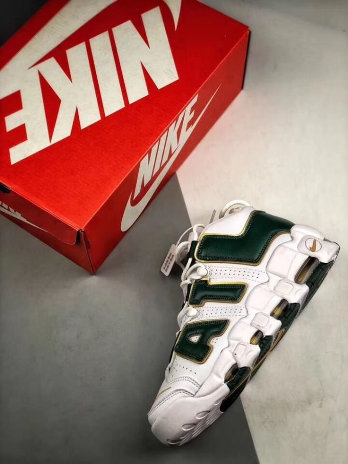 The Nike Air More Uptempo QS Atlanta Sneake City Series Pack ALT Signature Best Rep Basketball Shoes 09