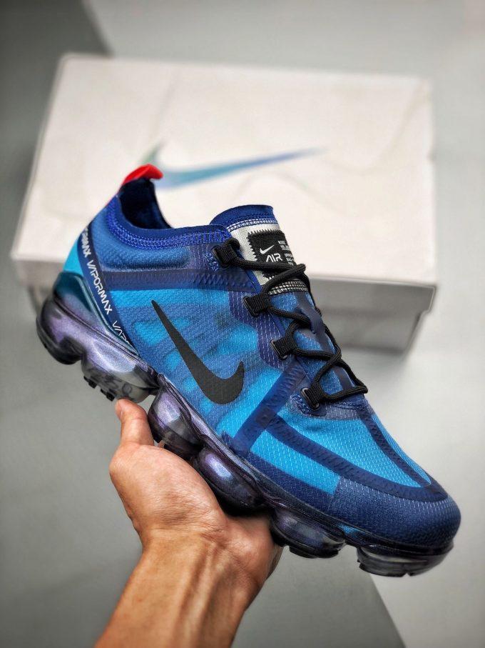 The Nike Air VaporMax 2019 Indigo Force Sneaker 01
