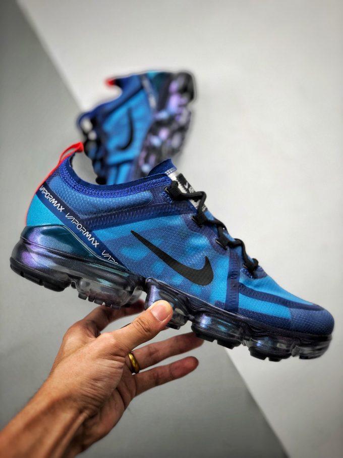 The Nike Air VaporMax 2019 Indigo Force Sneaker 02