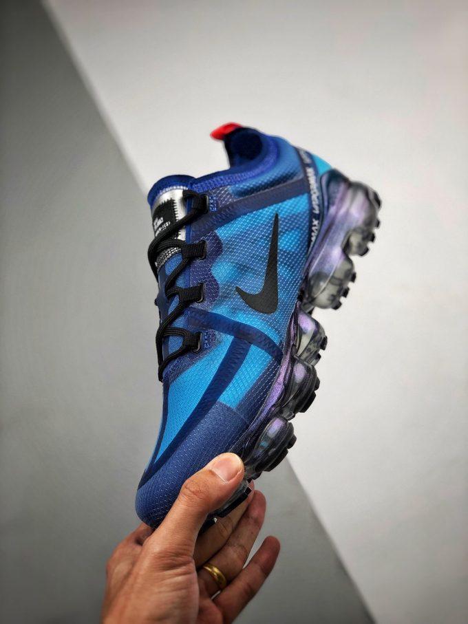 The Nike Air VaporMax 2019 Indigo Force Sneaker 04