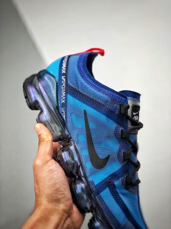 The Nike Air VaporMax 2019 Indigo Force Sneaker 05