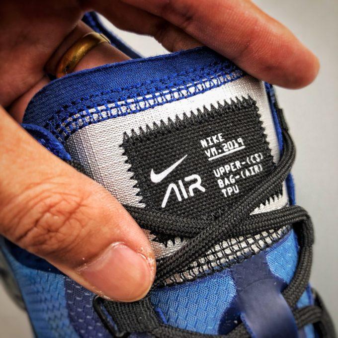 The Nike Air VaporMax 2019 Indigo Force Sneaker 06
