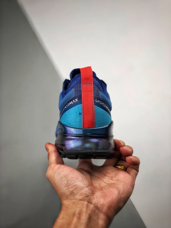 The Nike Air VaporMax 2019 Indigo Force Sneaker 07