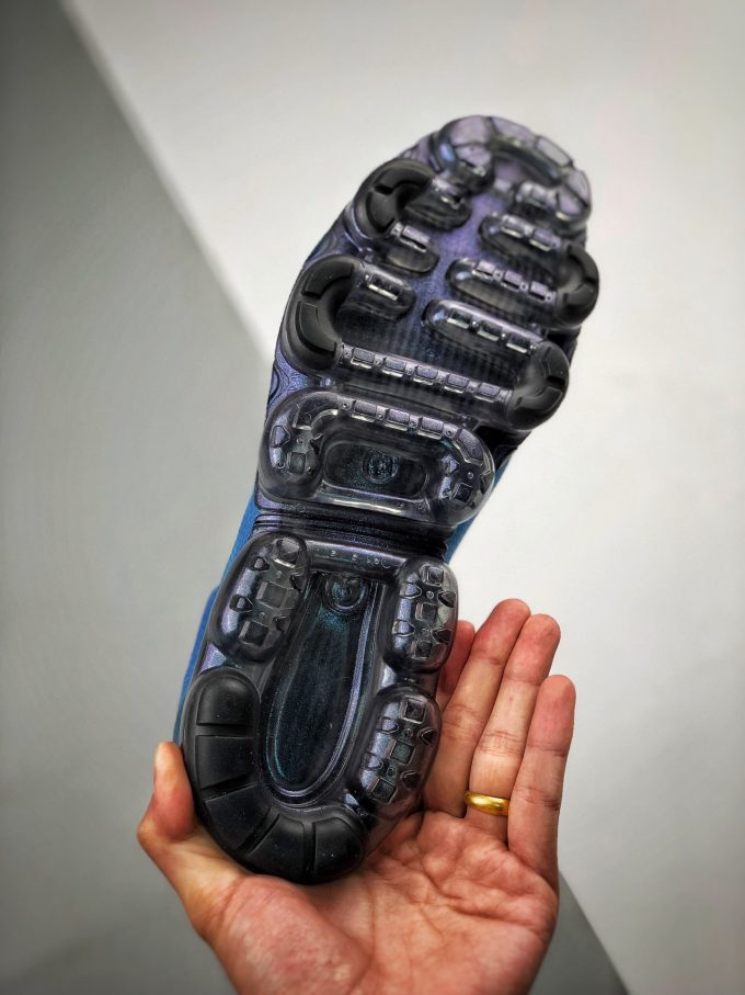 The Nike Air VaporMax 2019 Indigo Force Sneaker 08