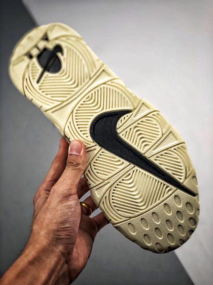 The Off White x Nike Air More Uptempo Beaverton Oregon USA C 2017 Rep Basketball Shoes 06