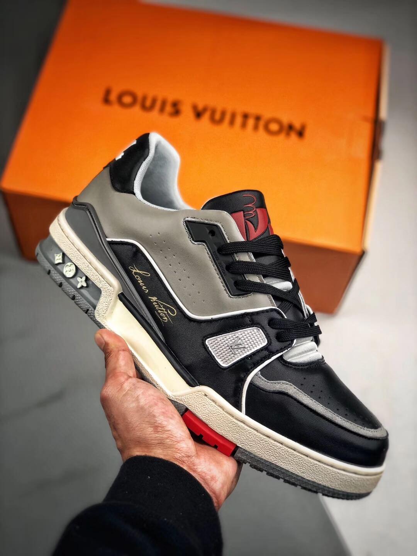 The Virgil Abloh Louis Vuitton LV