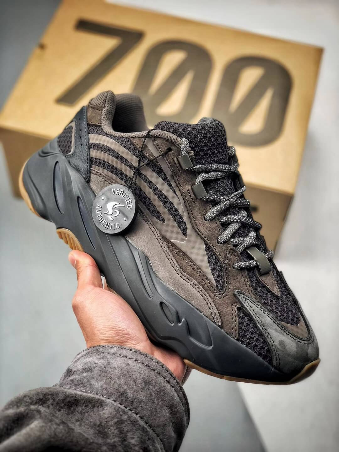 The adidas Yeezy Boost 700 V2 Geode Sneaker Top RepShoes 01