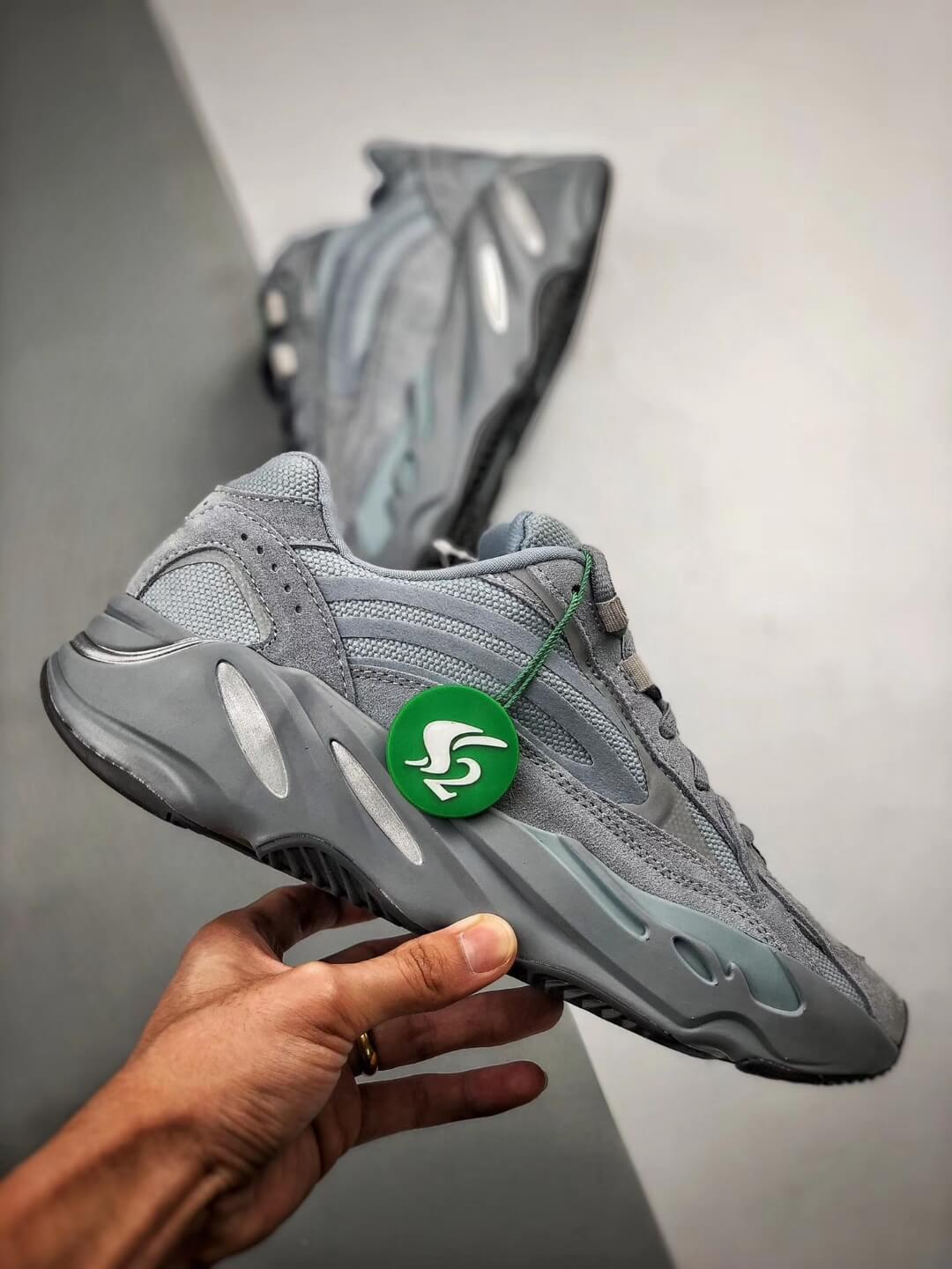 The adidas Yeezy Boost 700 V2 Hospital Blue Sneaker RepShoes 02