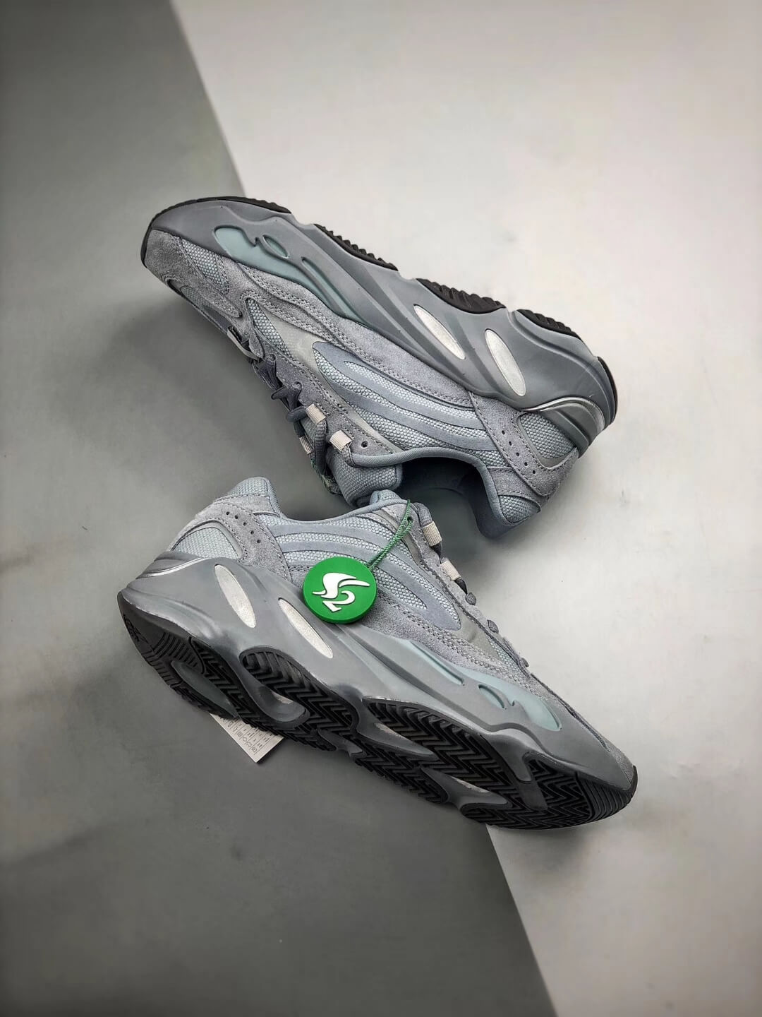 The adidas Yeezy Boost 700 V2 Hospital Blue Sneaker RepShoes 08