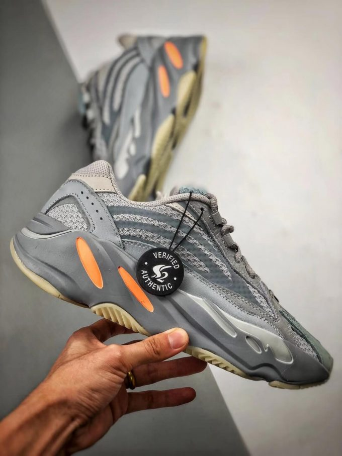 The adidas Yeezy Boost 700 V2 Inertia RepShoes 02