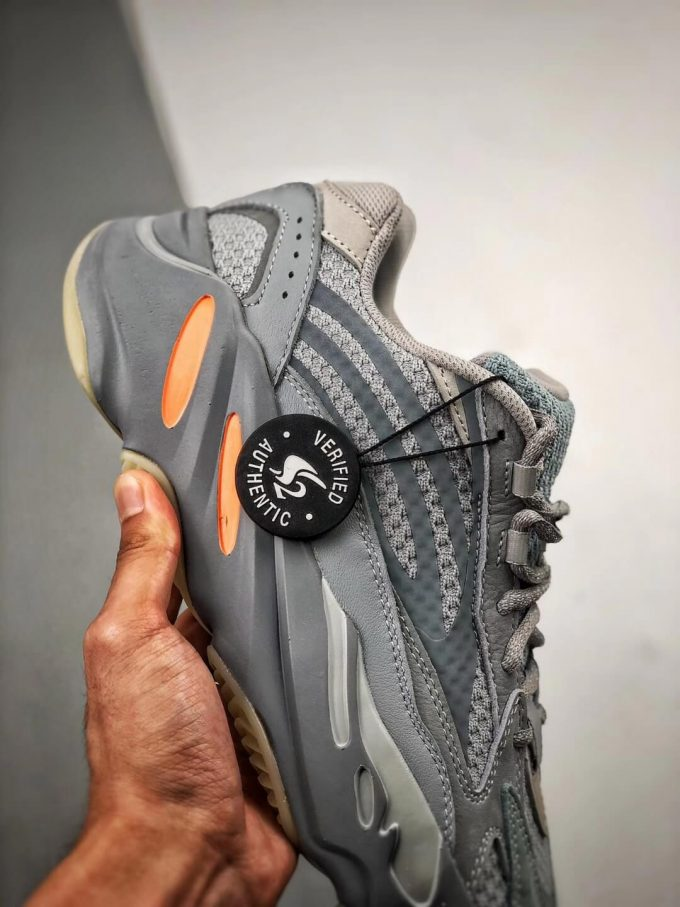 The adidas Yeezy Boost 700 V2 Inertia RepShoes 04