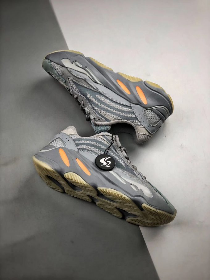 The adidas Yeezy Boost 700 V2 Inertia RepShoes 08