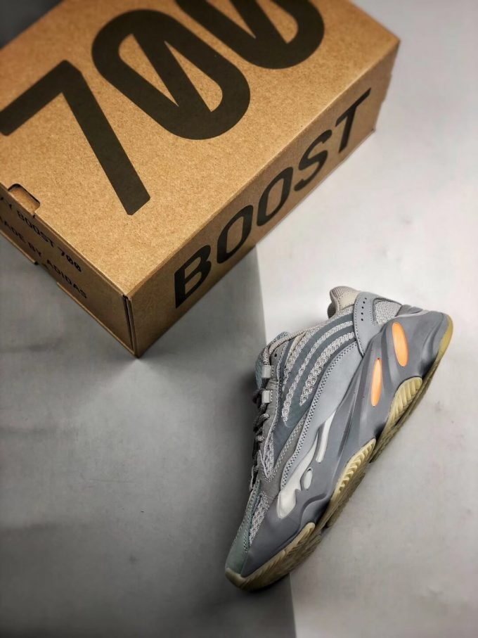 The adidas Yeezy Boost 700 V2 Inertia RepShoes 09