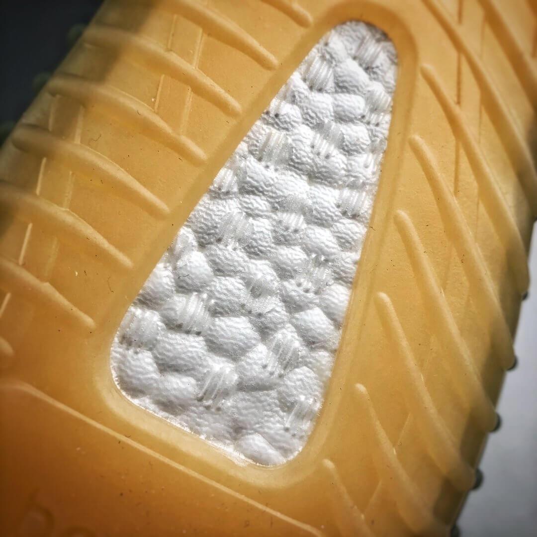 Best Replica Sneakers Adidas Yeezy Boost 350 V2 Desert Sage Pale Green Primeknit Upper 3M Reflective 08