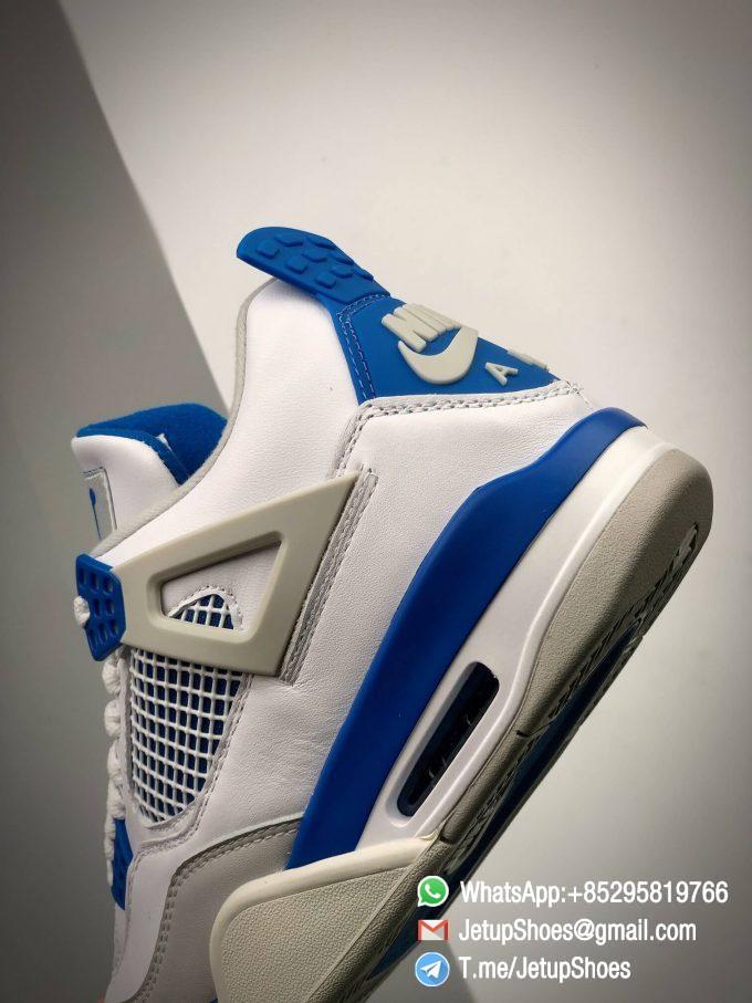 Best Replica Jordan 4 Retro Military Blue 2012 Sneakers 308497 105 06