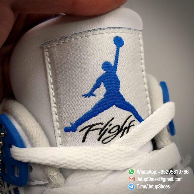 Best Replica Jordan 4 Retro Military Blue 2012 Sneakers 308497 105 16