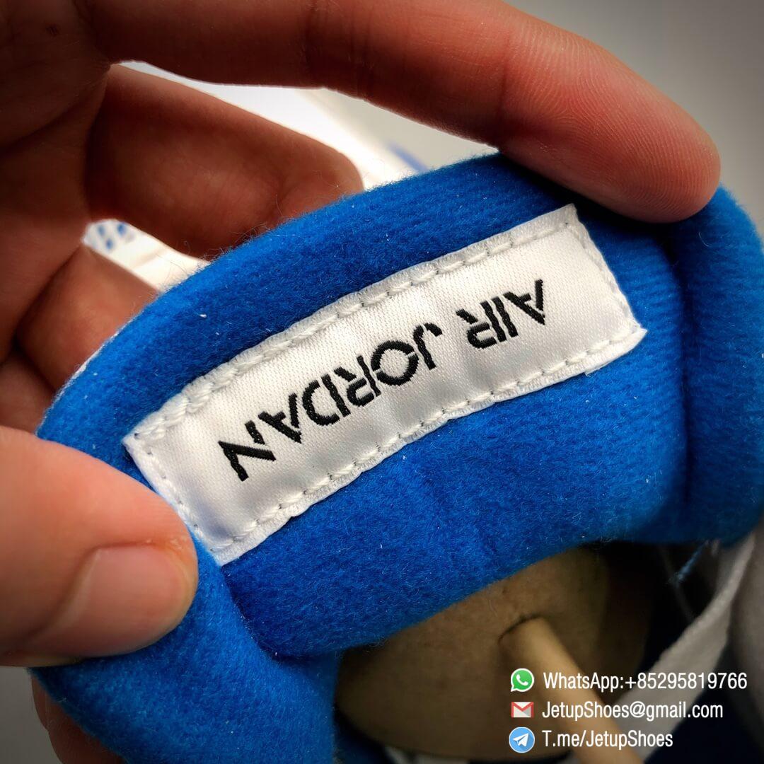 Best Replica Jordan 4 Retro Military Blue 2012 Sneakers 308497 105 18