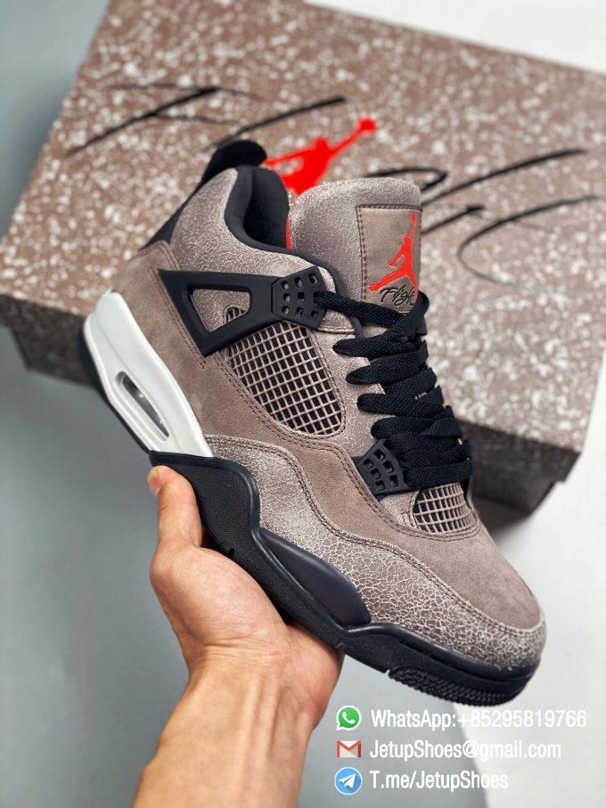 Repsneakers Air Jordan 4 Retro Taupe Haze DB0732 200 Best Replica Sneakers 01