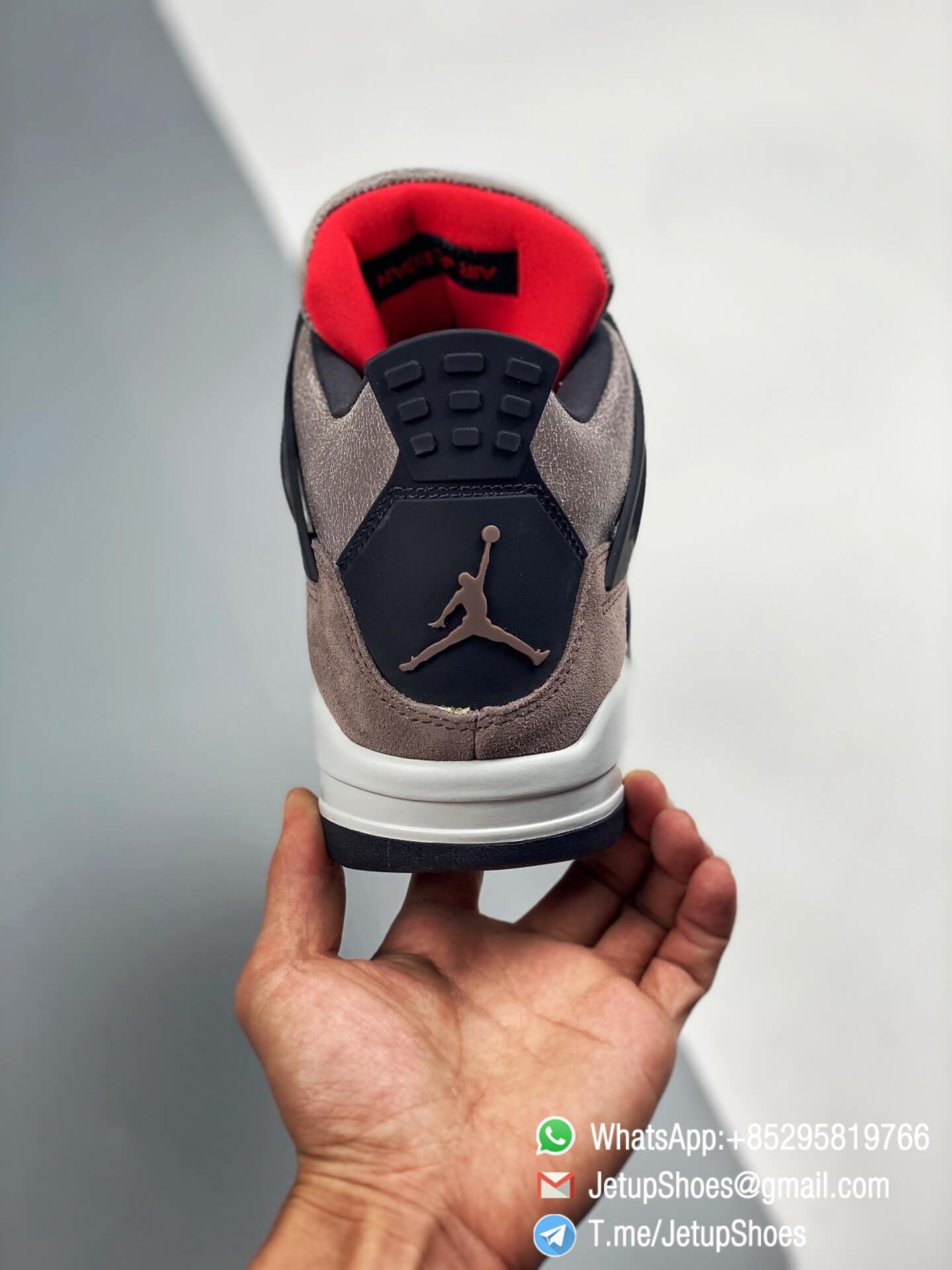 Repsneakers Air Jordan 4 Retro Taupe Haze DB0732 200 Best Replica Sneakers 05
