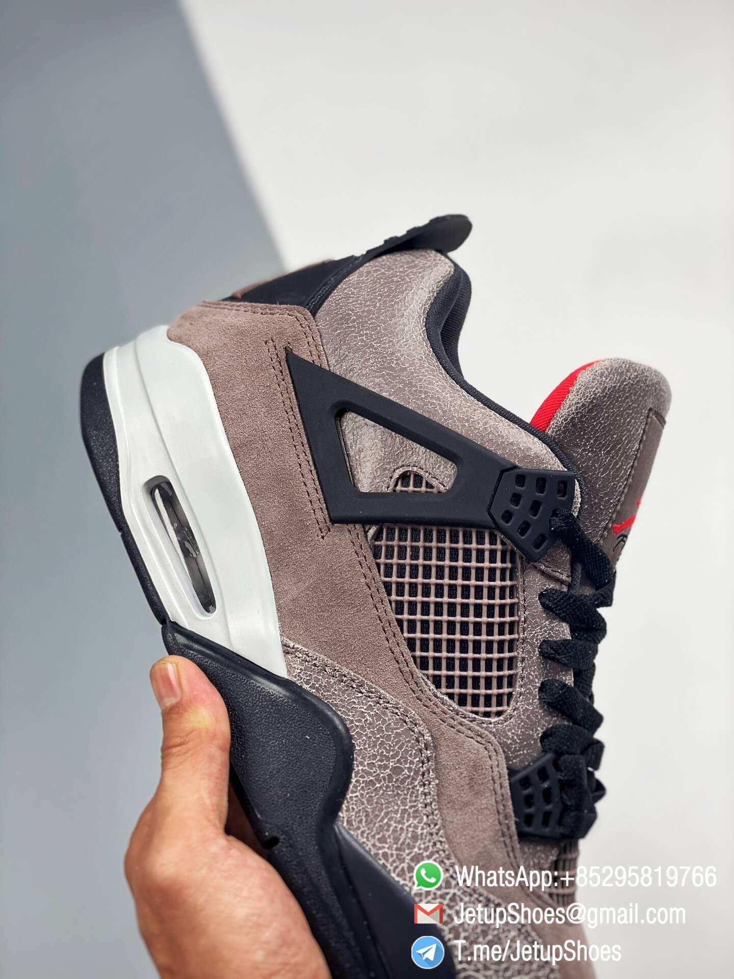 Repsneakers Air Jordan 4 Retro Taupe Haze DB0732 200 Best Replica Sneakers 07