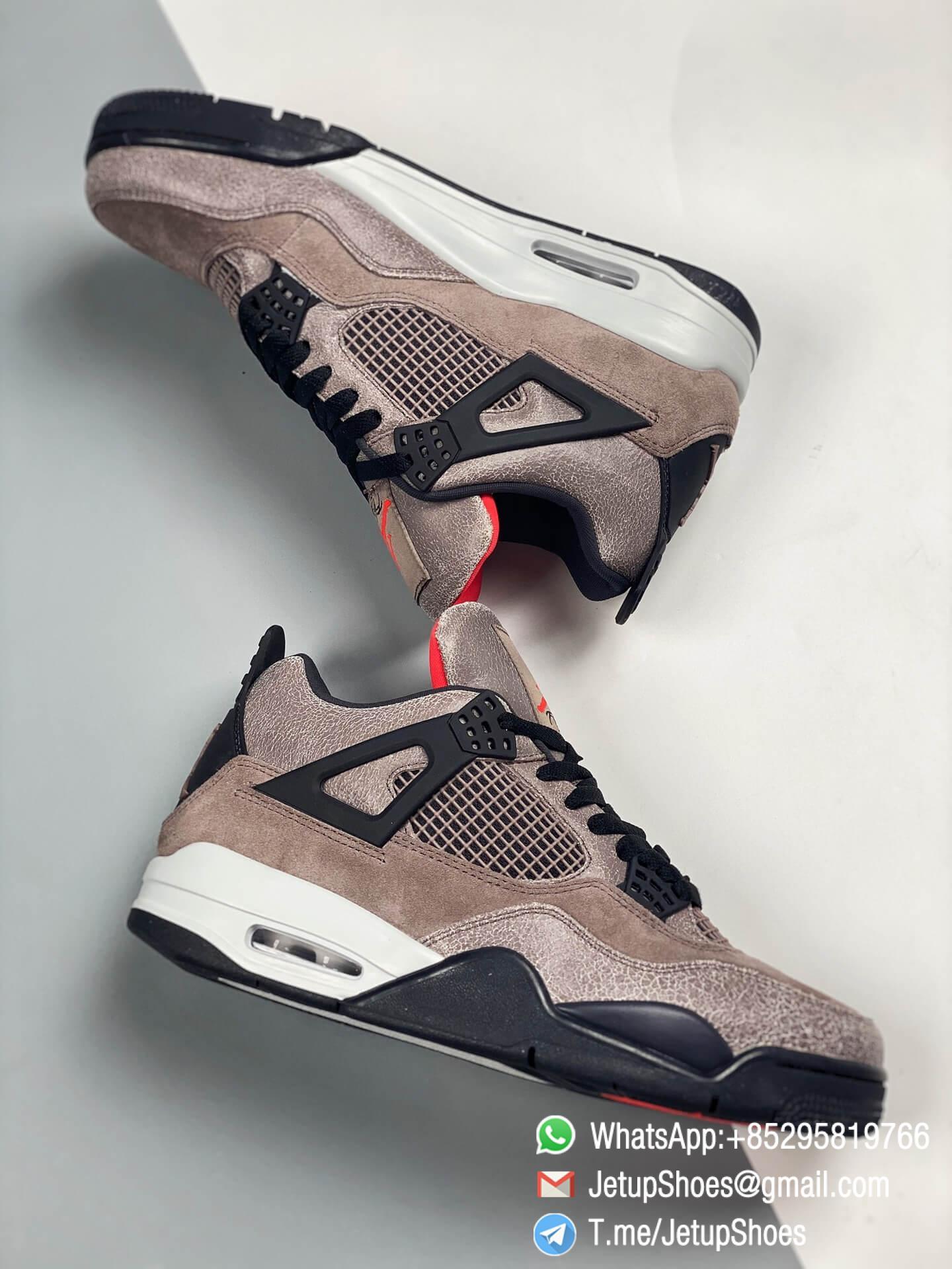 Repsneakers Air Jordan 4 Retro Taupe Haze DB0732 200 Best Replica Sneakers 08