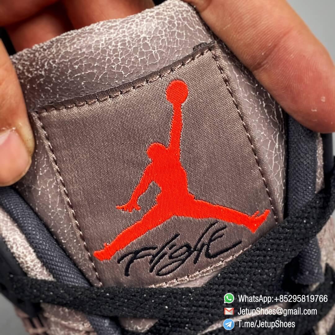 Repsneakers Air Jordan 4 Retro Taupe Haze DB0732 200 Best Replica Sneakers 12