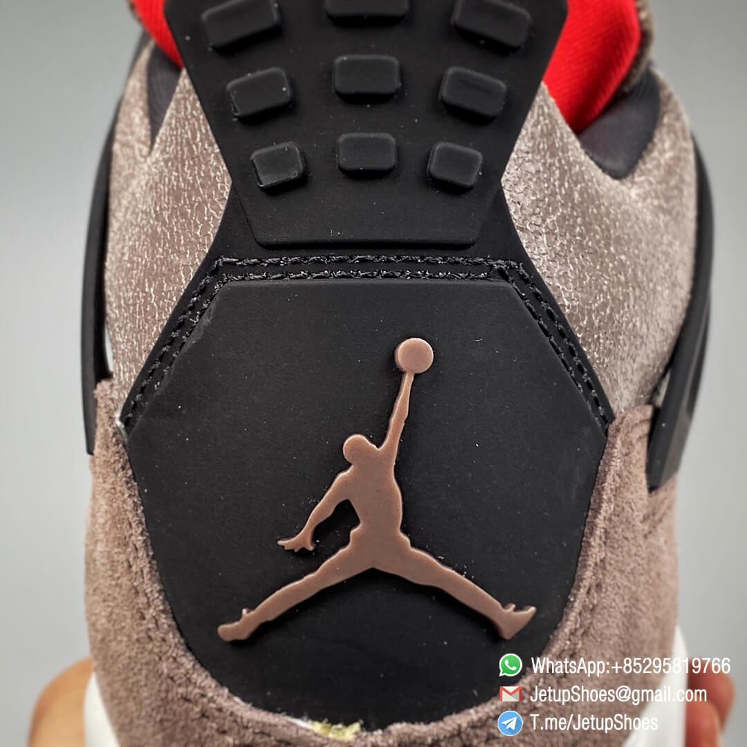 Repsneakers Air Jordan 4 Retro Taupe Haze DB0732 200 Best Replica Sneakers 14