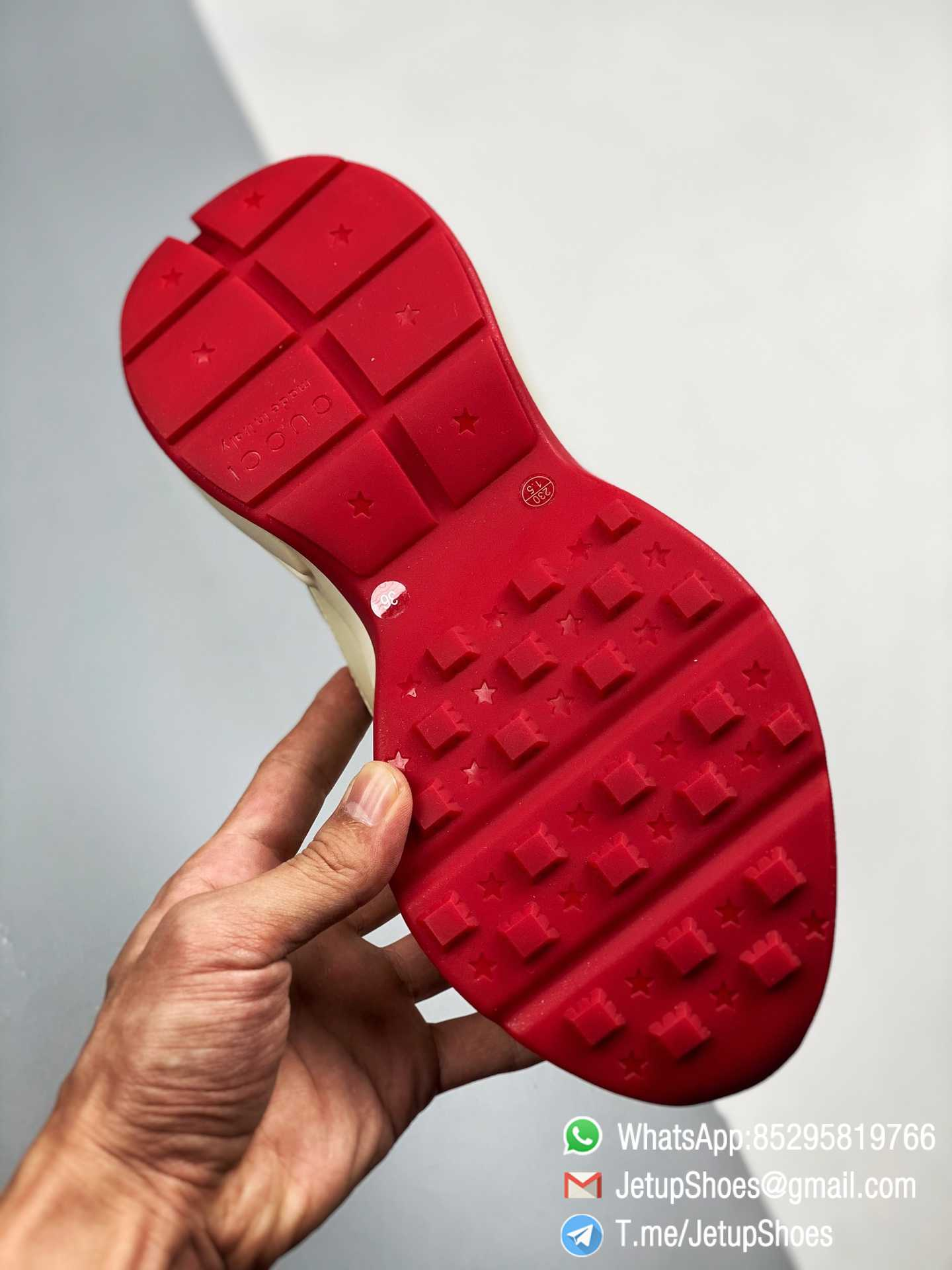 Doraemon x Gucci womens Rhyton Sneaker Special Collaboration Sneakers SKU 655037 DRW00 9522 07