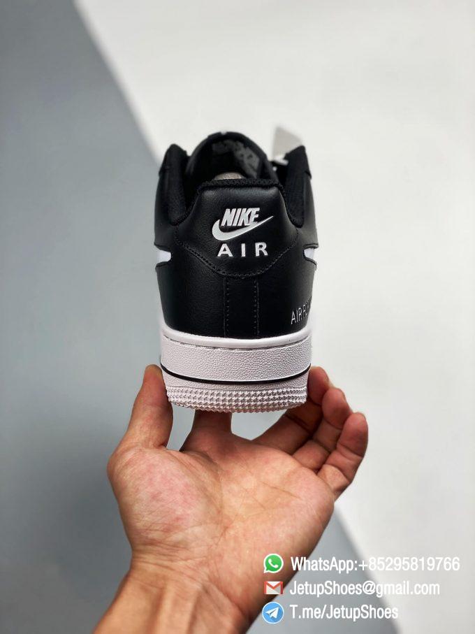RepSneakers,Air Force 1,Air Force 07,Air Force 1 07 LV8,Air Force 1 07 LV8 Cut Out Swoosh,Air Force 1 07 LV8 Cut Out Swoosh Black White,CZ7377-001,AF1, AF1 07 LV8,AF1 07 LV8 Cut Out Swoosh,AF1 Cut Out Swoosh Black White,AF1 07 LV8 Black White,Best Replica SNKRS