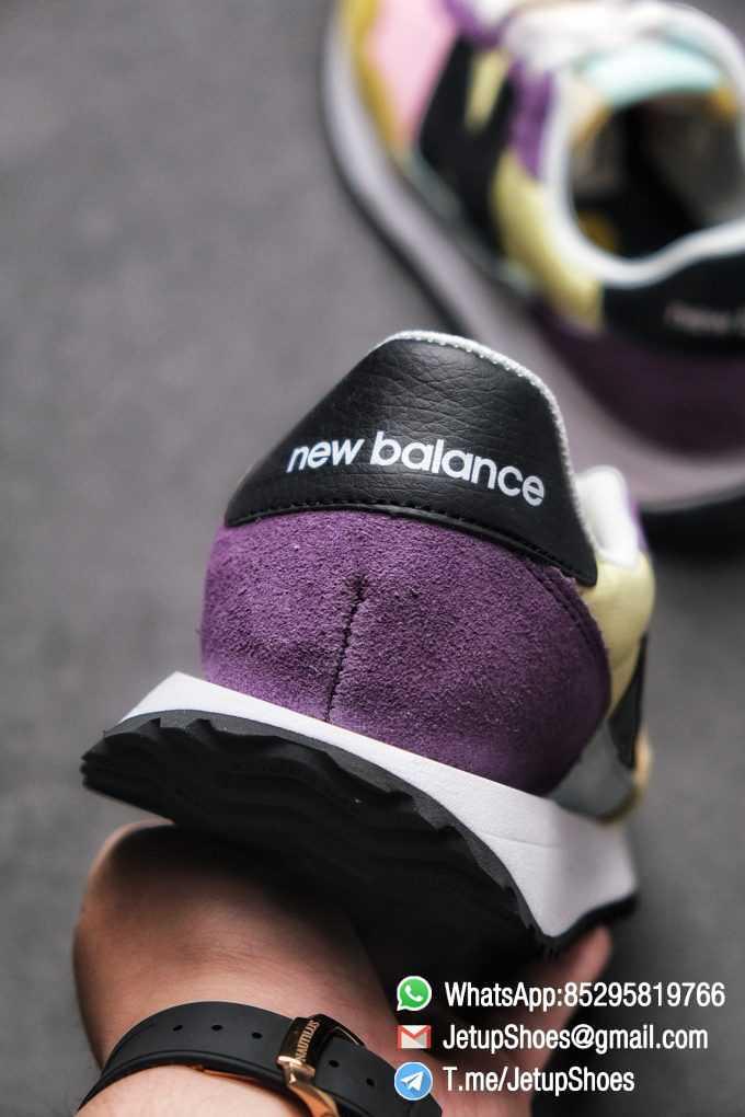 Best Replica 2021 New Balance 237 Yellow Purple Pink SKU MS237LB3 High Quality Running Shoes 08