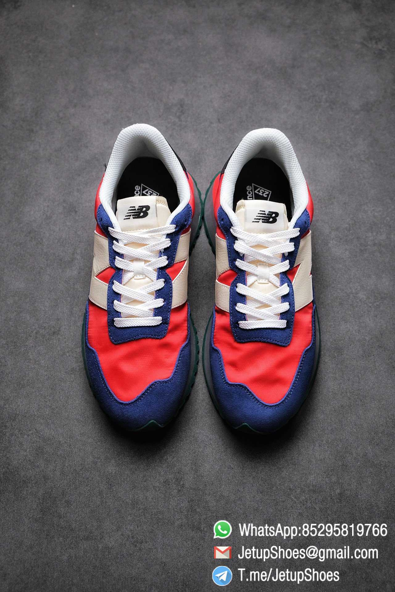 Best Replica New Balance 237 Blue Red SKU MS237LA2 High Quality Fake Sneakers 02 1