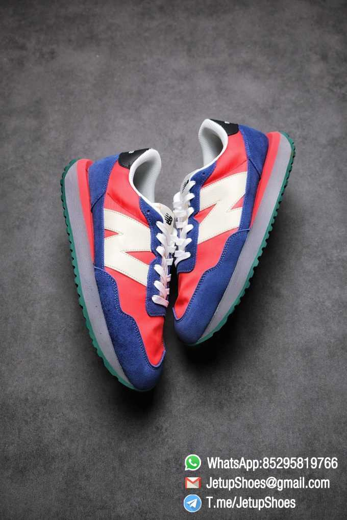 Best Replica New Balance 237 Blue Red SKU MS237LA2 High Quality Fake Sneakers 03 1