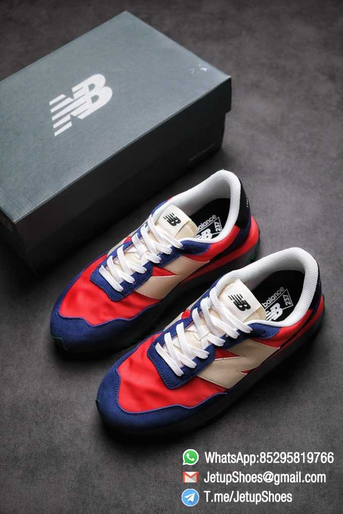 Best Replica New Balance 237 Blue Red SKU MS237LA2 High Quality Fake Sneakers 04 1