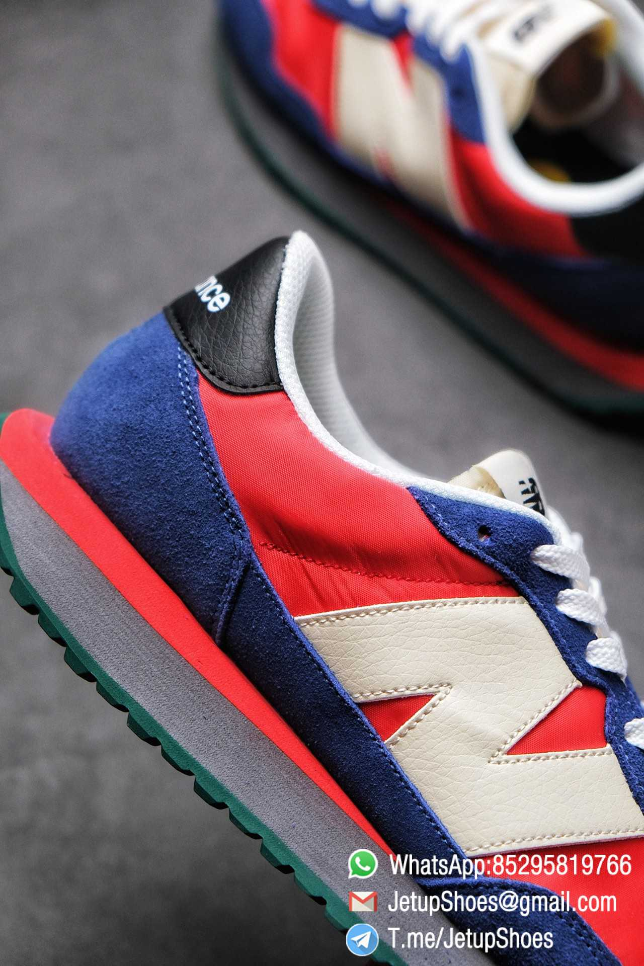 Best Replica New Balance 237 Blue Red SKU MS237LA2 High Quality Fake Sneakers 06 1