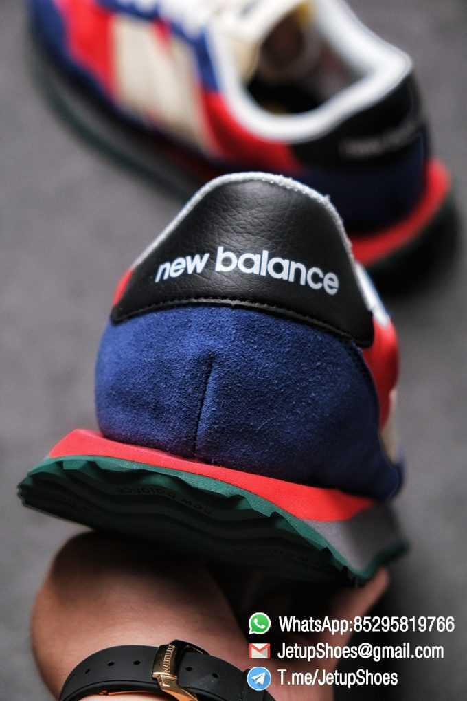 Best Replica New Balance 237 Blue Red SKU MS237LA2 High Quality Fake Sneakers 08 1