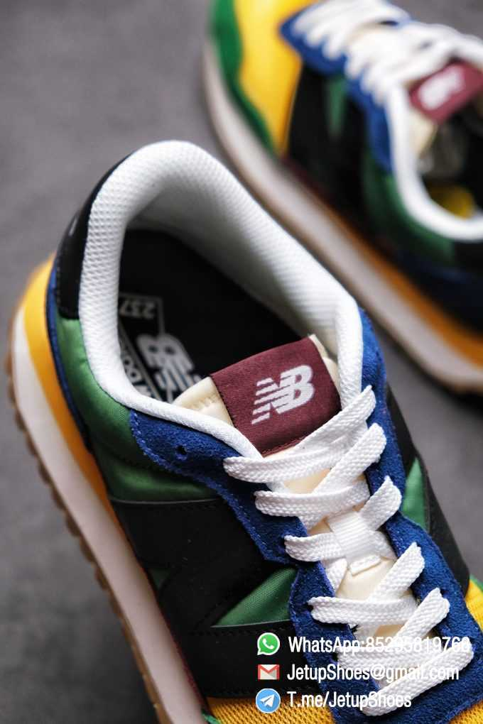 Best Replica New Balance 237 Green Blue Yellow Multi Color SKU MS237LB1 High Quality Fake Running Shoes 05