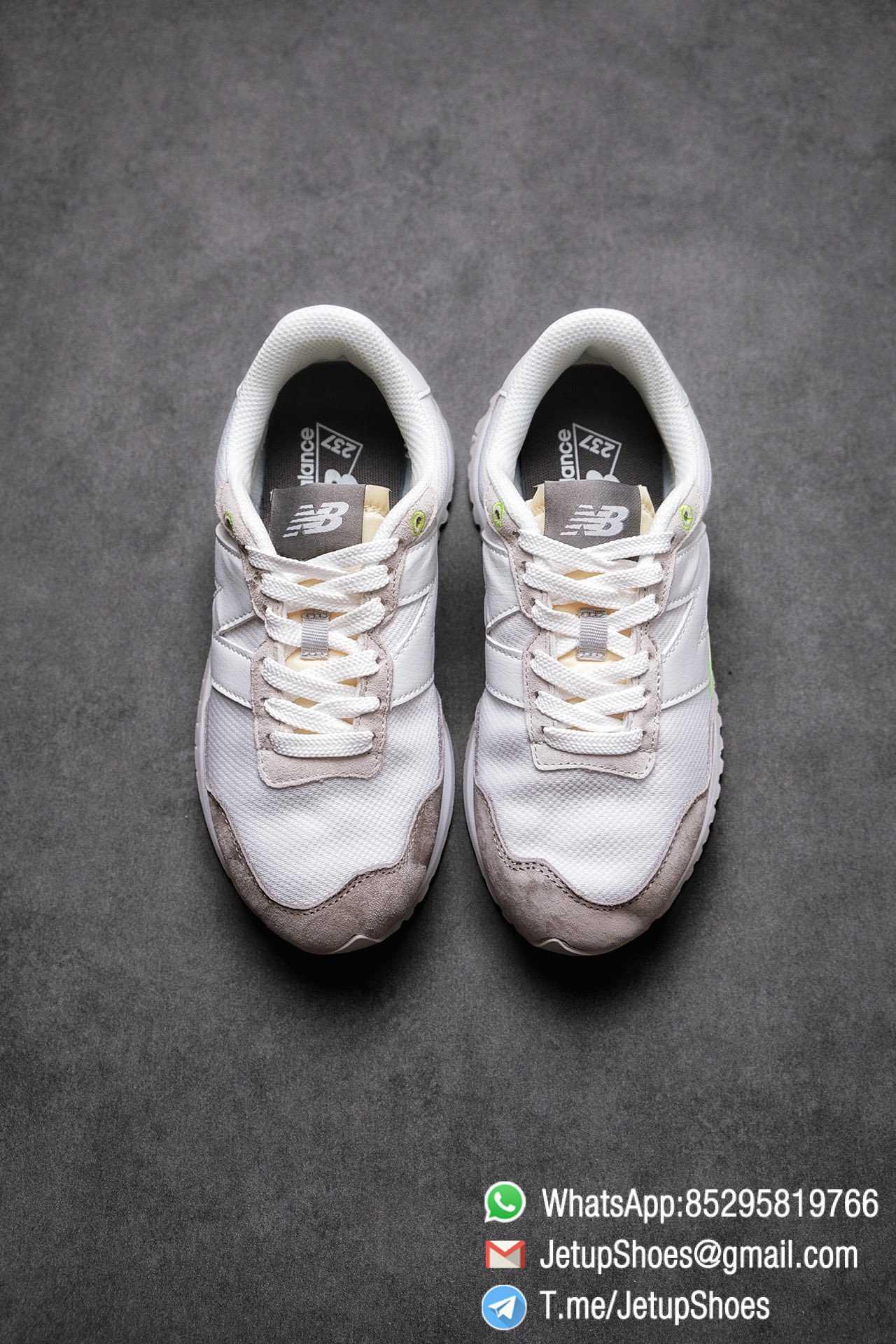 Best Replica New Balance 237 Niko x 237 Grey Green SKU MS237SL1 High Quality Fake Sneakers 02