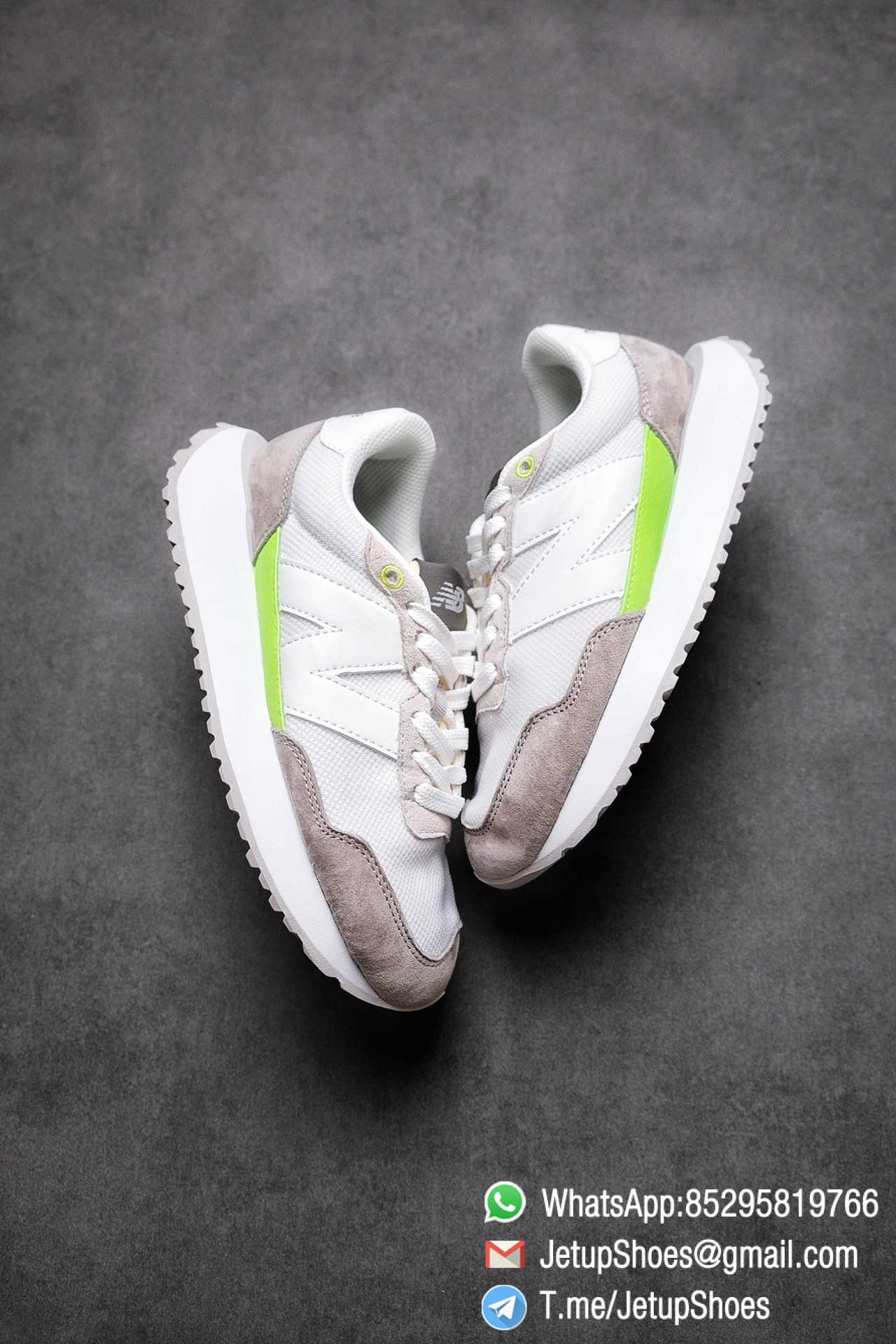 Best Replica New Balance 237 Niko x 237 Grey Green SKU MS237SL1 High Quality Fake Sneakers 03