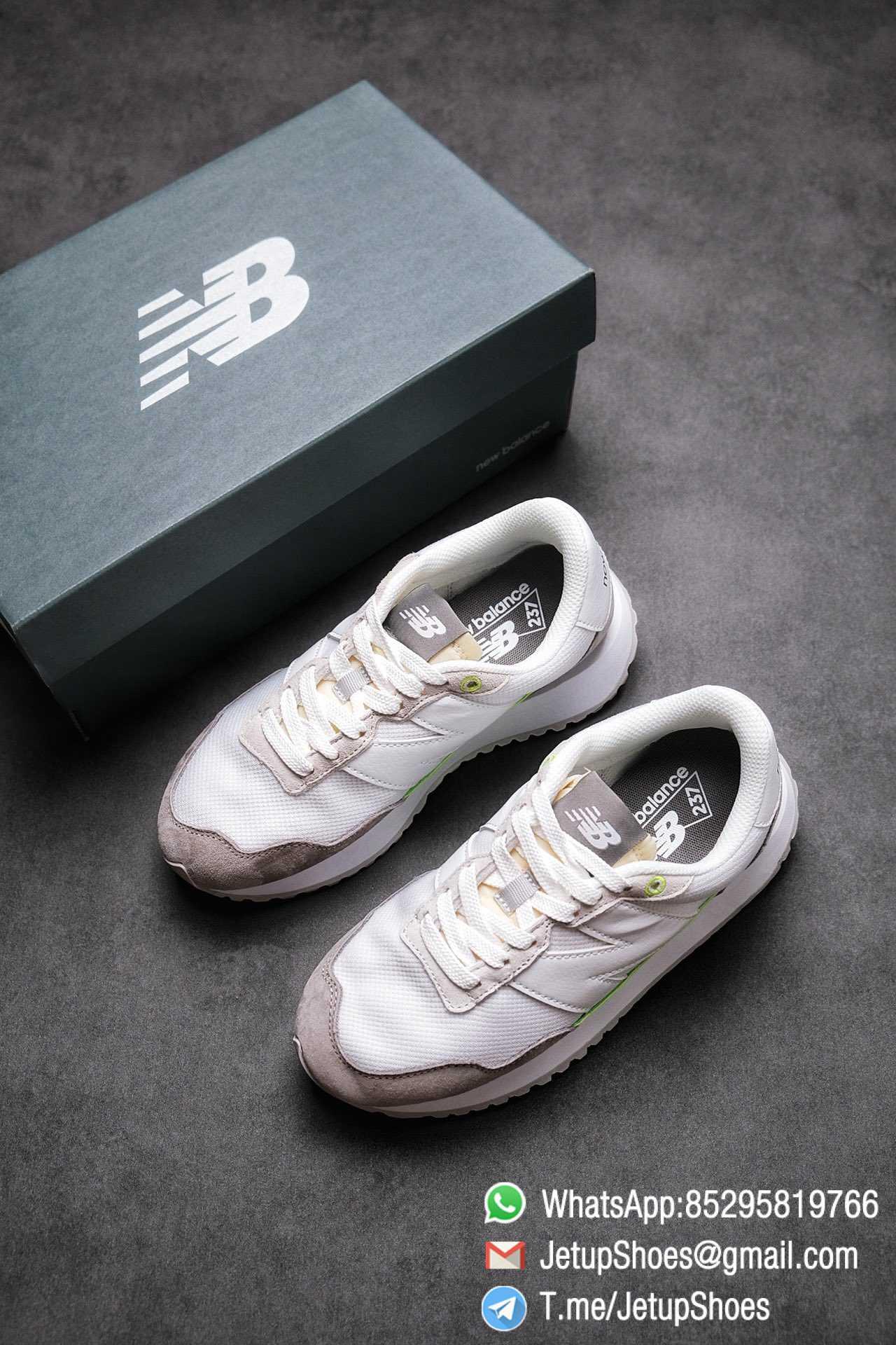 Best Replica New Balance 237 Niko x 237 Grey Green SKU MS237SL1 High Quality Fake Sneakers 04