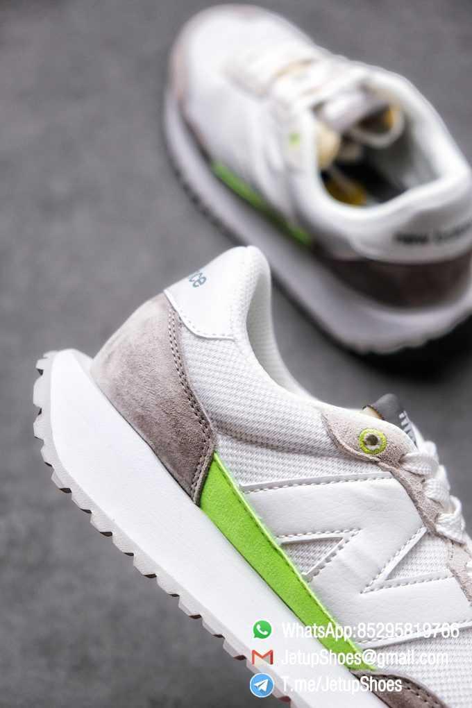 Best Replica New Balance 237 Niko x 237 Grey Green SKU MS237SL1 High Quality Fake Sneakers 05