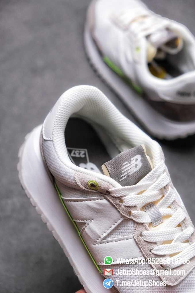 Best Replica New Balance 237 Niko x 237 Grey Green SKU MS237SL1 High Quality Fake Sneakers 07